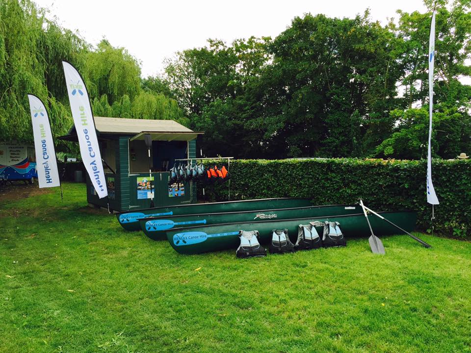 Try To Buy Henley Canoe Hire