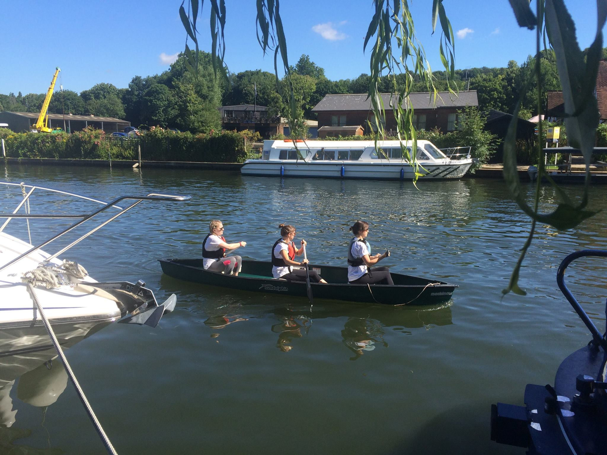 Resources Henley Canoe Hire