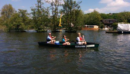 River Thames Canoe Hire Henley Canoe Hire