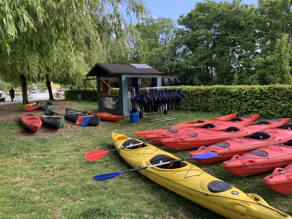 Home Henley Canoe Hire